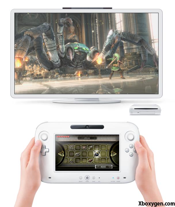 Wii u images de la console manette xbox one xboxygen - Comment connecter manette wii a la console ...