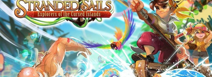 Stranded Sails : Explorers of the Cursed