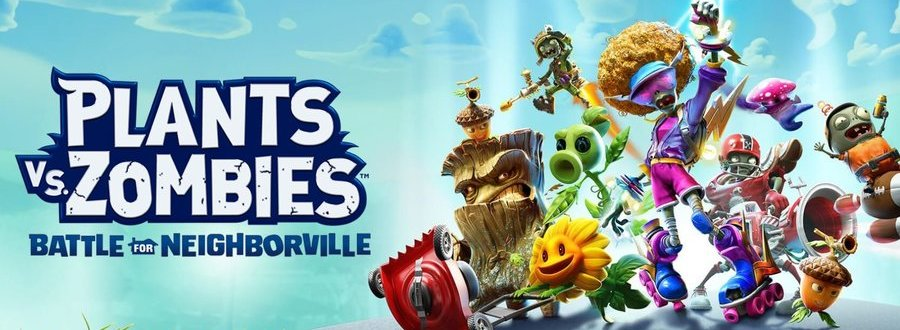 Plants vs. Zombies : Battle for Neighborville