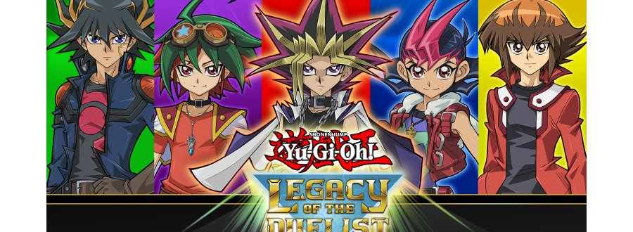 Yu-Gi-Oh ! Legacy of the Duelist : Link Evolution