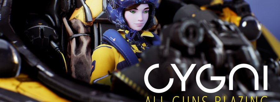 CYGNI : All Guns Blazing