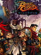 logo Battle Chasers : Nightwar