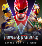 logo Power Rangers Battle for the Grid