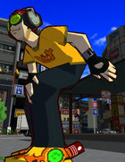 logo Jet Set Radio