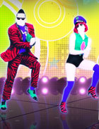 logo Just Dance 4