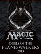 logo Magic : The Gathering : Duels of the Planeswalkers 2013