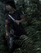 logo Rambo : The Video Game