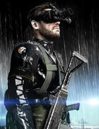 logo Metal Gear Solid V : Ground Zeroes