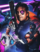 logo Far Cry 3 Blood Dragon