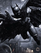 logo Batman : Arkham Origins