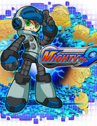 logo Mighty No. 9