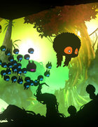 logo BADLAND : Game of the Year Edition