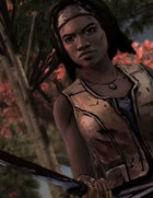 logo The Walking Dead : Michonne