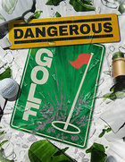 logo Dangerous Golf