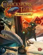 logo Clockwork Tales : Of Glass and Ink