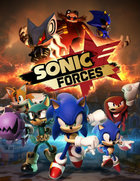 logo Sonic Forces