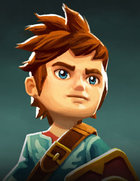 logo Oceanhorn 2 : Knights of the Lost Realm