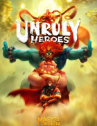 logo Unruly Heroes