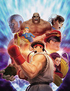 logo Street Fighter 30th Anniversary Collection