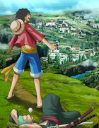 logo One Piece : World Seeker