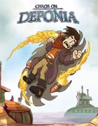 logo Chaos on Deponia