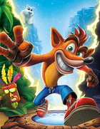 logo Crash Bandicoot N. Sane Trilogy