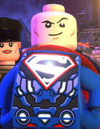 logo LEGO DC Super-Villains