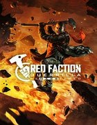 logo Red Faction Guerilla Re-Mars-tered