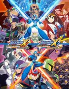 logo Megaman X Legacy Collection