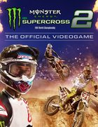 logo Monster Energy Supercross 2