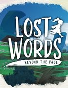 logo Lost Words : Beyond the Page