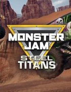 logo Monster Jam Steel Titans