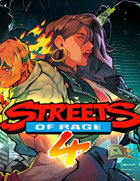 logo Streets of Rage 4