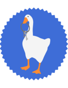 logo Untitled Goose Game