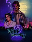 logo The Wolf Among Us 2