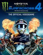 logo Monster Energy Supercross 4