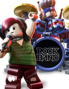 logo Lego Rock Band