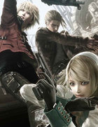 logo Resonance of Fate
