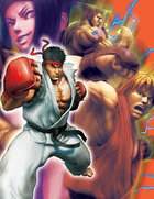 logo Super Street Fighter IV