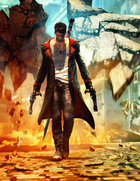logo DmC Devil May Cry