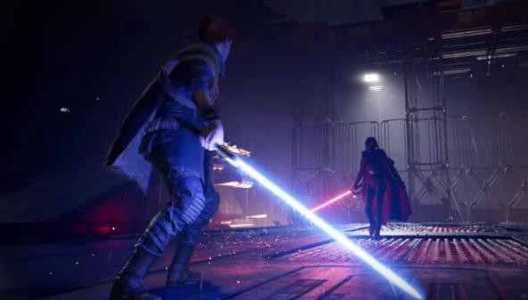 Jedi Fallen Order a trouvé l'inspiration chez Disneyland — Star Wars