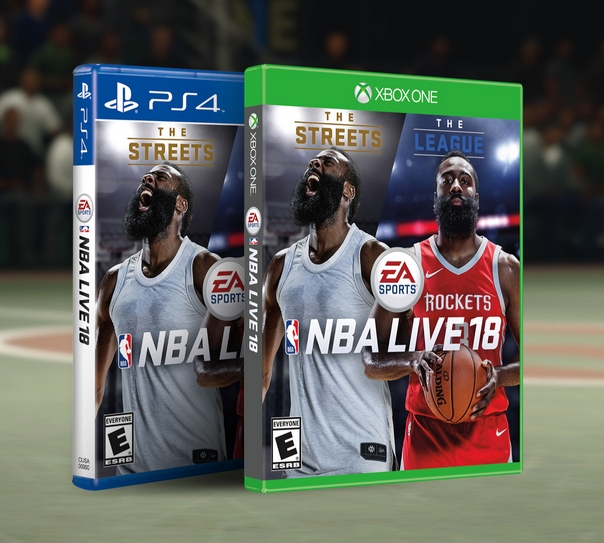 La démo de NBA live 18 disponible gratuitement