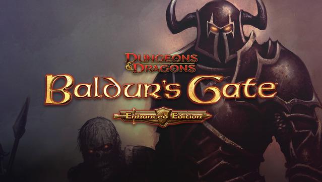 Baldur's Gate, Neverwinter Nights et Planescape: Torment annoncés sur consoles