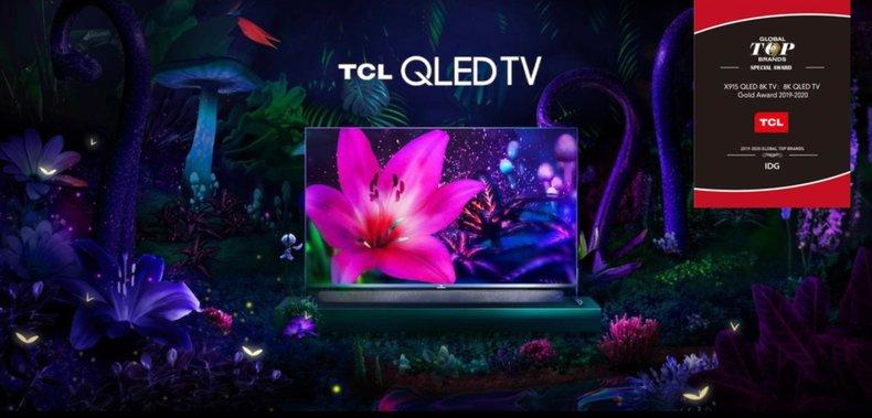 CES 2020 TV : TCL ouvre lui aussi les bras aux joueurs ...