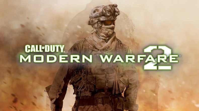 Call of Duty Modern Warfare 2 Remastered listé en Corée du Sud