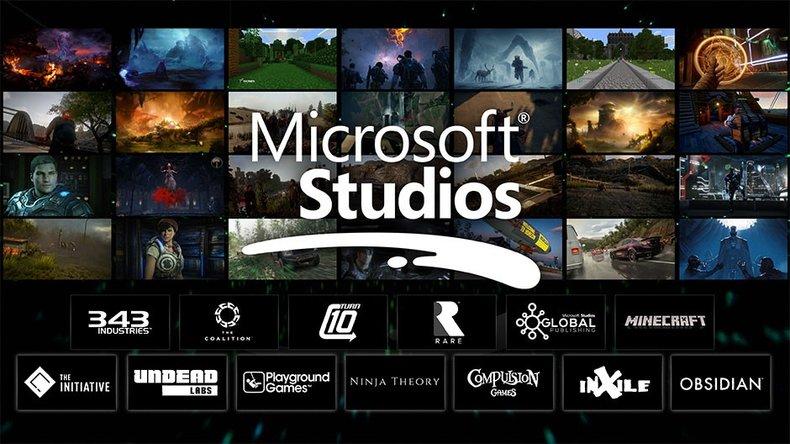 Microsoft fait l'acquisition de deux studios