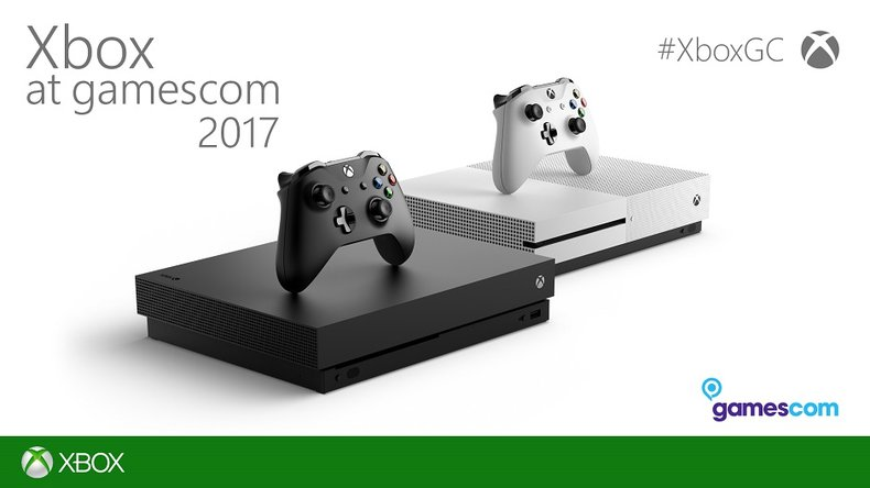 27 jeux seront jouables à la Gamescom 2017 — Xbox One