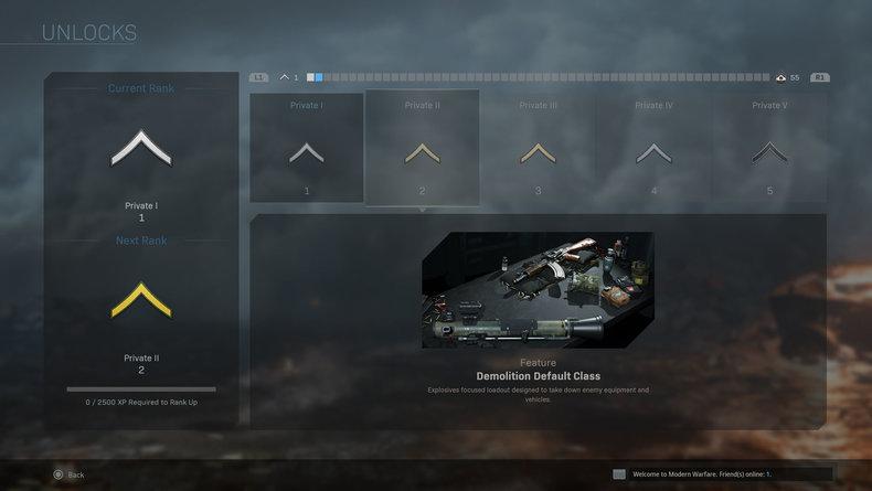 On marque le lancement de Modern Warfare avec beaucoup de gameplay