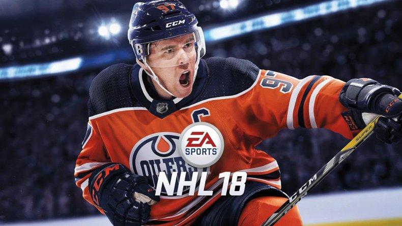 NHL 18 - Du divertissement au rendez-vous avec NHL Threes!