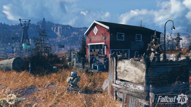 Fallout 76 : Une date de sortie et des infos
